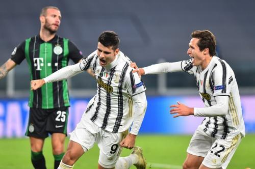 Juventus vs Ferencvaros