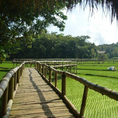 Jembatan Sawah Sukorame