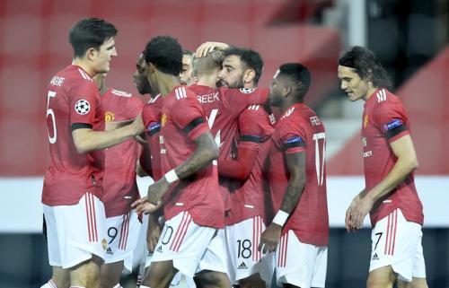 Para pemain Manchester United