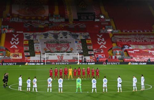 Laga Liverpool vs Atalanta