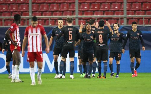 Olympiakos vs Manchester City