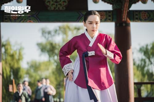 Shin Hye Sun dalam drama Mr. Queen. (Foto: tvN)