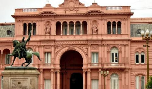Istana Casa Rosada