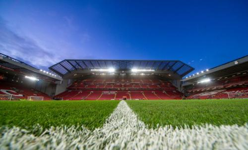 Stadion Anfield jadi benteng Liverpool