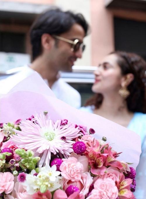 Shaheer Sheikh menikah