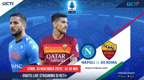 Napoli vs AS Roma