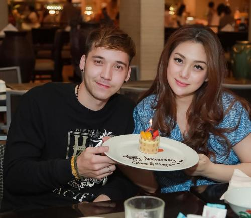 Celine Evangelista dan Stefan William