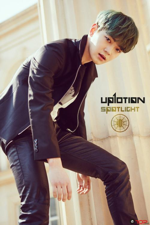 Bitto UP10TION. (Foto: Top Media)