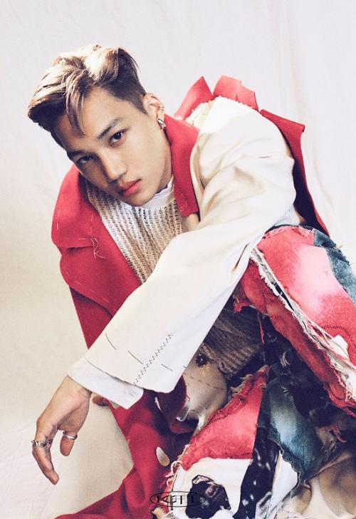 Kai EXO. (Foto: SM Entertainment)