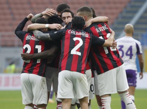 AC Milan harus tampil mengigit (Foto: Reuters)