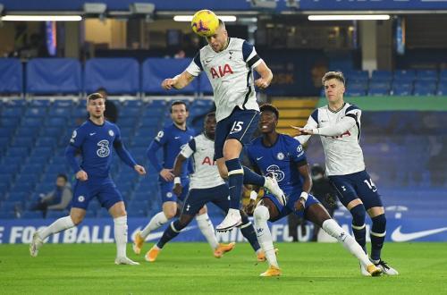 Tottenham Hotspur mampu bertahan dengan baik (Foto: Reuters/Justin Tallis)