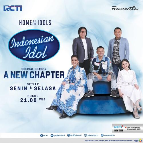 Indonesian Idol.