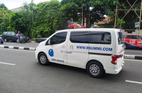Ambulans RS Ummi