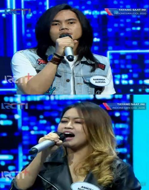 Eliminasi 1 Indonesian Idol Special Season. (Foto: RCTI)