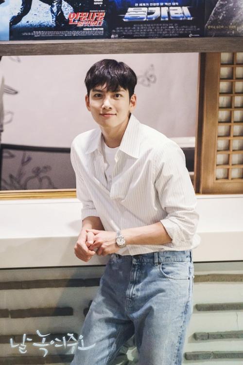 Ji Chang Wook dinyatakan positif COVID-19, syuting drama terbarunya ditunda. (Foto: tvN)