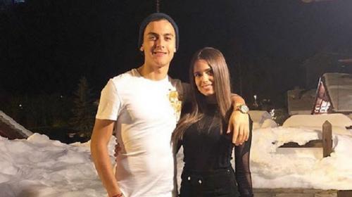 Dybala dan Antonella