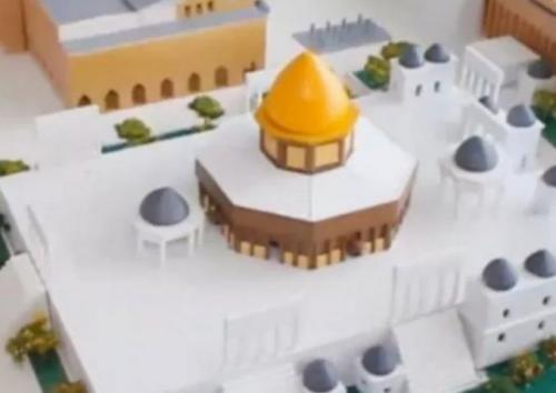 Replika Masjid Al-Aqsa