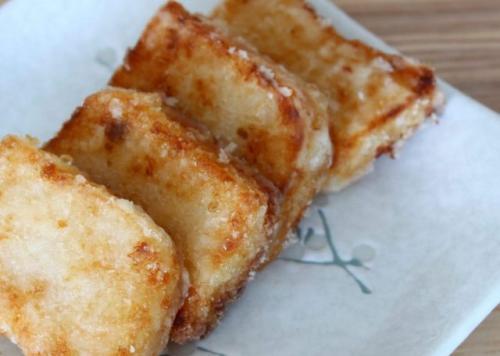 Deep fried radish. (Foto: Minikitchenlab)