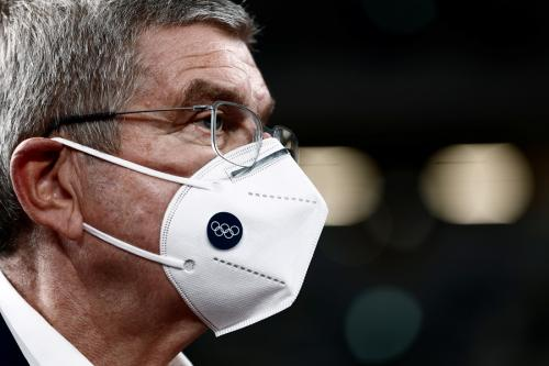 Thomas Bach (Foto: Reuters)
