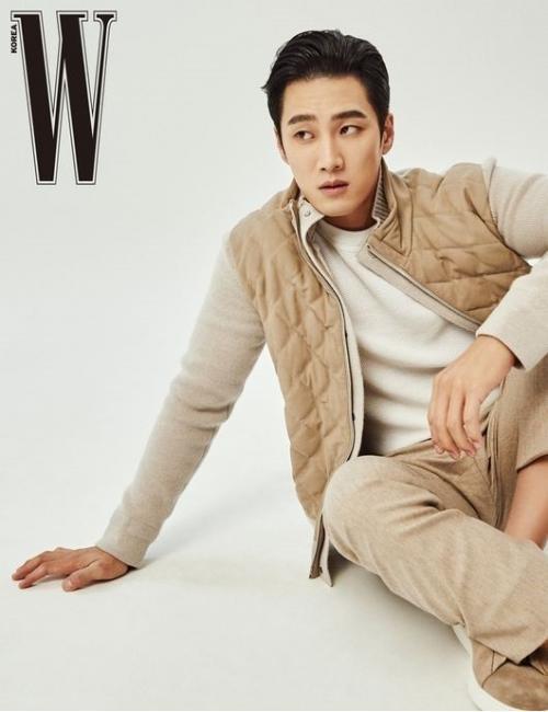 Ahn Bo Hyun digaet bintangi drama Military Prosecutor Dobermann. (Foto: W)