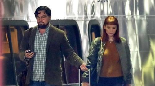 Leonardo DiCaprio dan Jennifer Lawrence