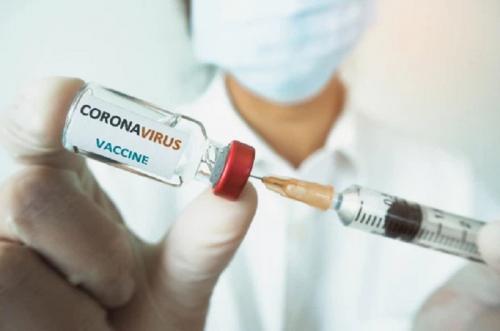 injeksi vaksin