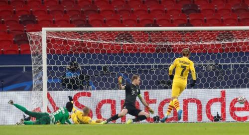 Ferencvaros vs Barcelona