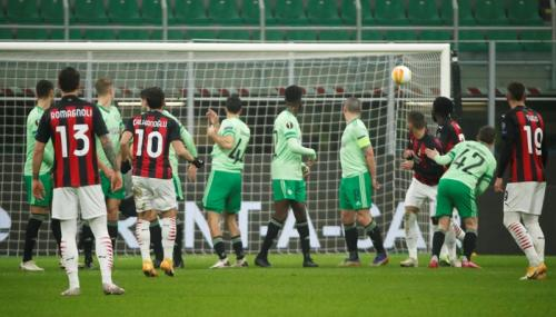 AC Milan vs Celtic