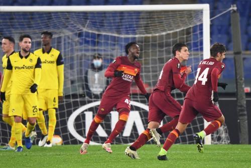 AS Roma vs Young Boys
