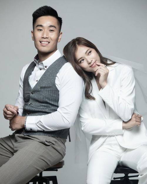 Jessica Liu dan Sam Cheung. (Foto: Instgaram/@samcheungkc)