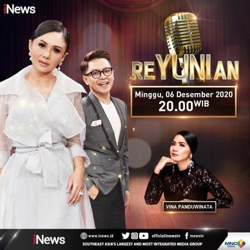 ReYunian. (Foto: iNews TV)