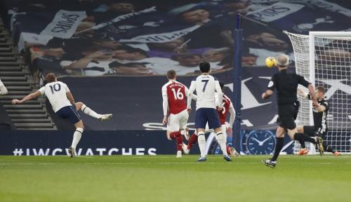 Harry Kane mengonfirmasi kemenangan timnya (Foto: Reuters / Paul Childs)
