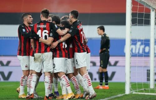 AC Milan calon kuat juara (Foto: AC Milan)