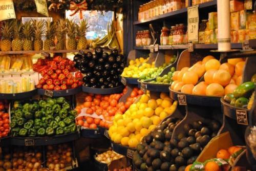 Buah-buahan. (Foto: Tabrez Syed/Unsplash)