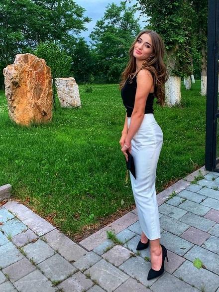 Fatima Dudieva (Foto: Instagram/@fatimadudieva)