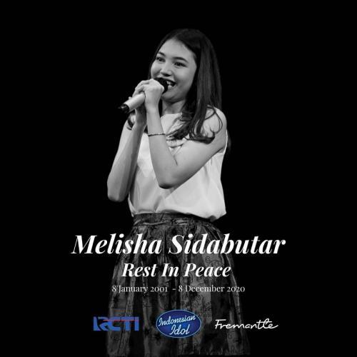 Melisha Sidabutar meninggal dunia.