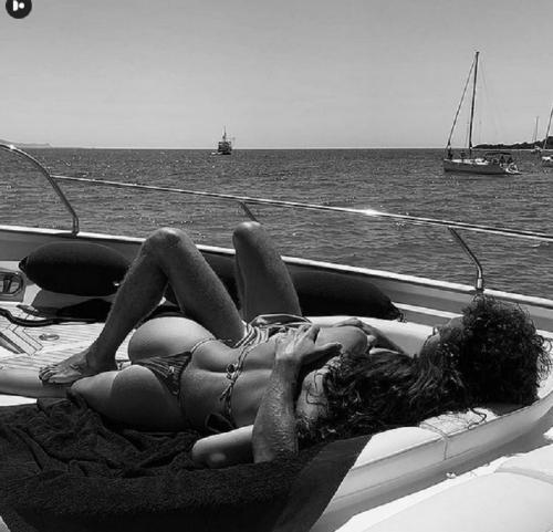 Valentino Rossi dan Francesca Sofia
