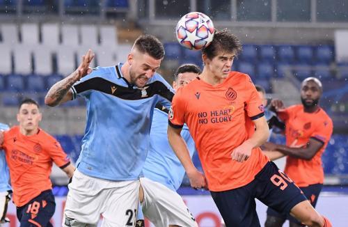Lazio vs Club Brugge (Foto: Reuters)