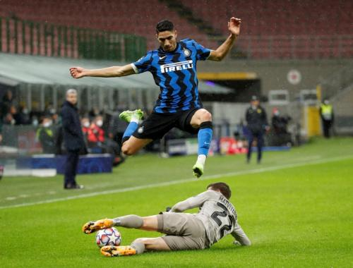 Inter Milan vs Shakhtar