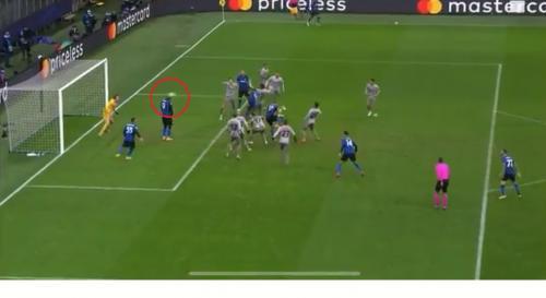 Inter Milan vs Shakhtar Donetsk