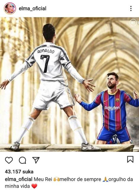 Instagram Elma Aveiro