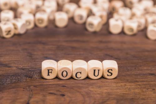 Ilustrasi fokus. (Foto: Freepik)