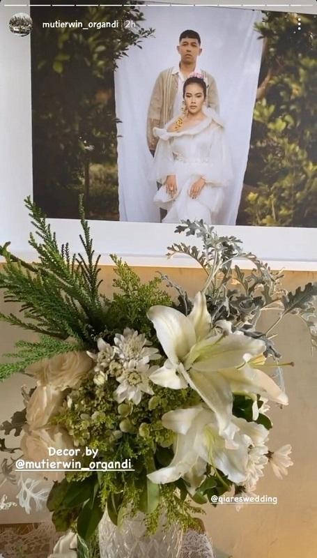 Yura Yunita menikah.