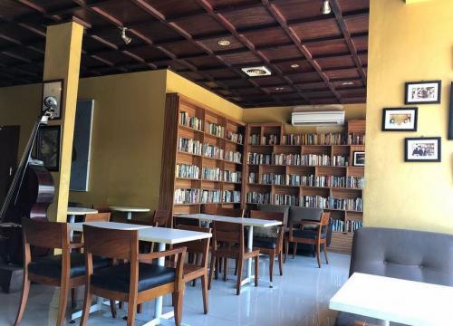 Reading Room Jakarta