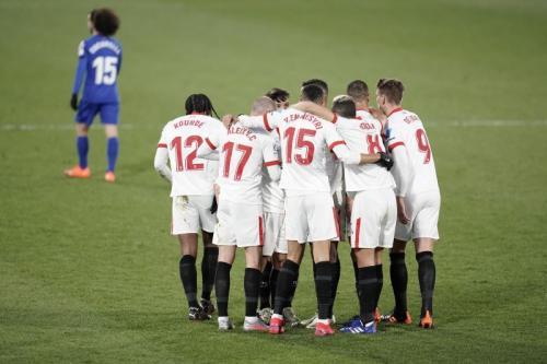 Para pemain Sevilla