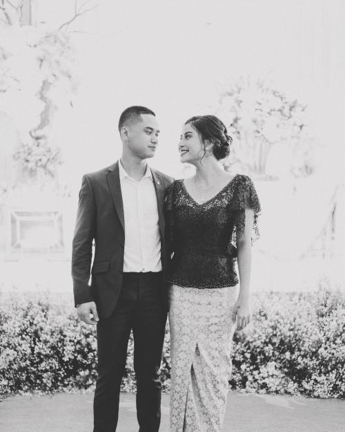Awkarin dan Sabian Tama. (Foto@ Instagram/@awkarin)