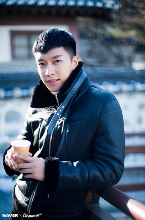 Lee Seung Gi. (Foto: Dispatch)