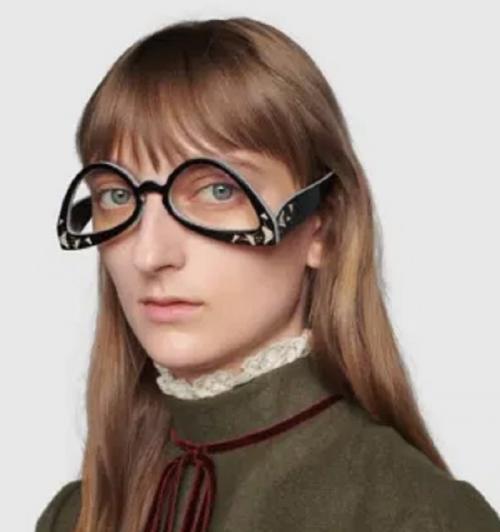 Kacamata terbalik
