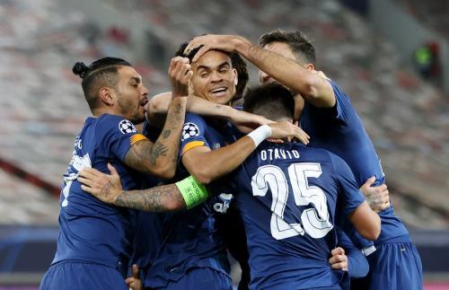 FC Porto (Foto: Reuters)