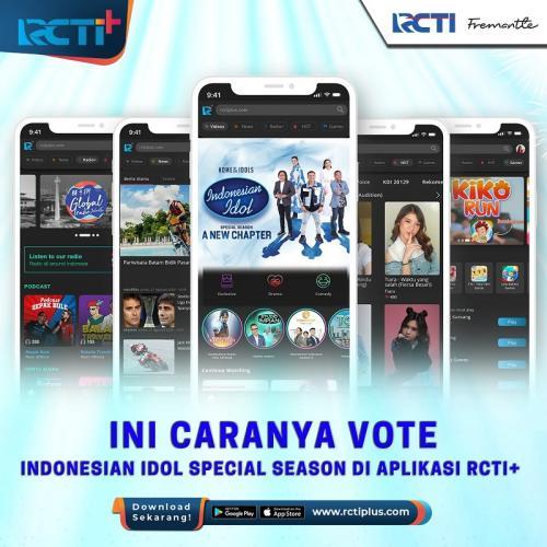 Indonesian Idol Special Season.